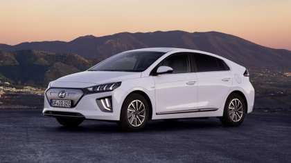 2019 Hyundai Ioniq Electric 3
