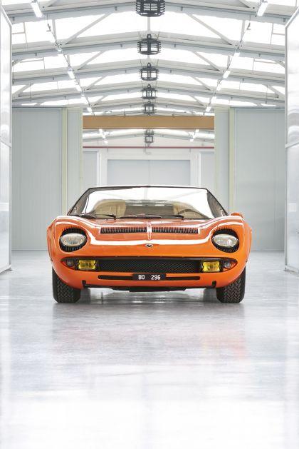 1969 Lamborghini Miura P400 - chassis 3586 4