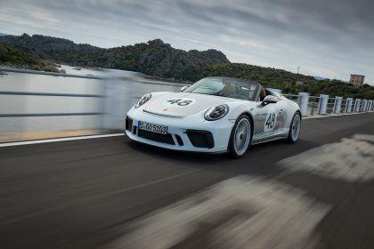 2019 Porsche 911 ( 991 type II ) Speedster 70