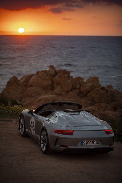 2019 Porsche 911 ( 991 type II ) Speedster 75