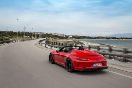 2019 Porsche 911 ( 991 type II ) Speedster 114