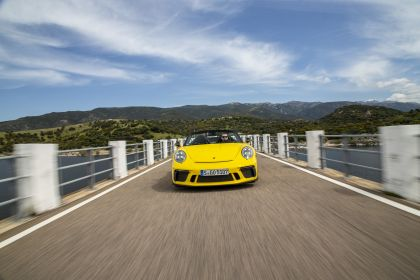 2019 Porsche 911 ( 991 type II ) Speedster 137