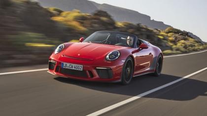 2019 Porsche 911 ( 991 type II ) Speedster 5