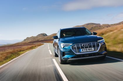 2019 Audi e-Tron - UK version 57