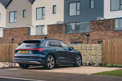 2019 Audi e-Tron - UK version 65
