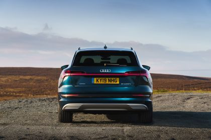2019 Audi e-Tron - UK version 84