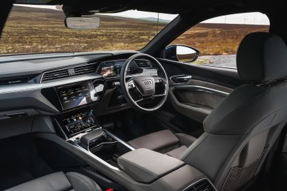 2019 Audi e-Tron - UK version 153