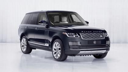 2019 Land Rover Range Rover Astronaut Edition 7