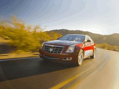 2008 Cadillac CTS 1