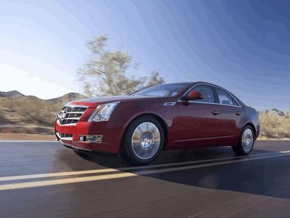 2008 Cadillac CTS 14