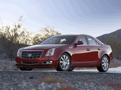 2008 Cadillac CTS 17