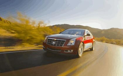 2008 Cadillac CTS 18
