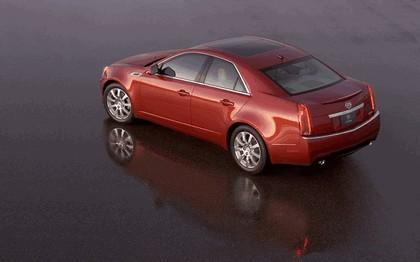 2008 Cadillac CTS 23