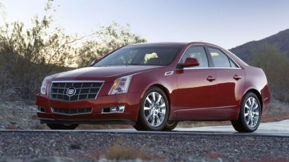 2008 Cadillac CTS 6