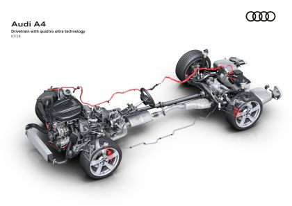 2019 Audi A4 52