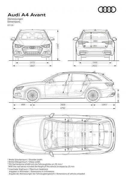 2019 Audi A4 Avant 91
