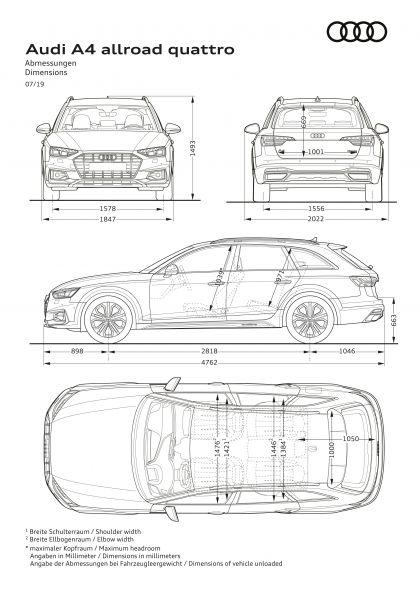 2019 Audi A4 allroad quattro 39