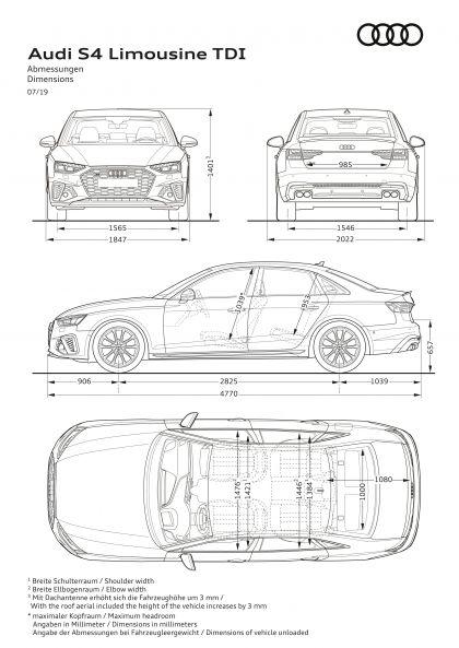 2019 Audi S4 TDI 41