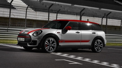 2019 Mini John Cooper Works Clubman 4