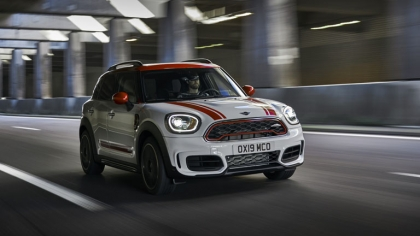 2019 Mini John Cooper Works Countryman 1