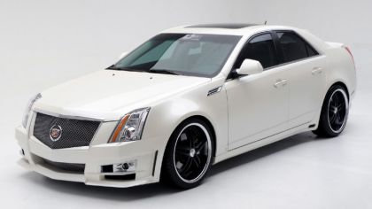 2008 Cadillac CTS by D3 1