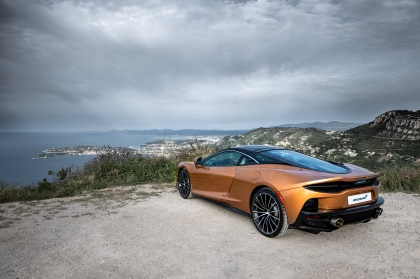 2019 McLaren GT 26