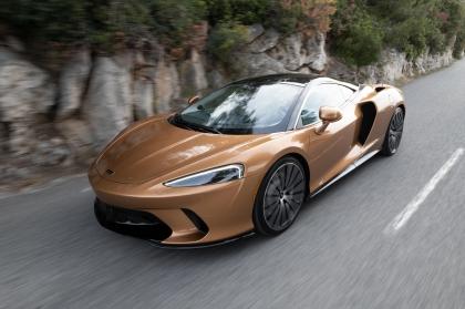 2019 McLaren GT 27