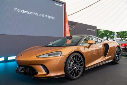 2019 McLaren GT 30