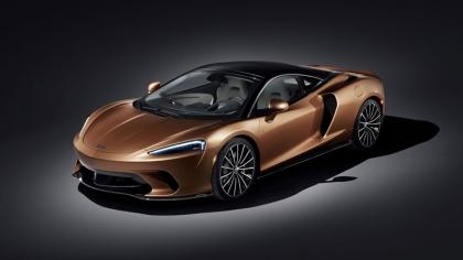 2019 McLaren GT 9
