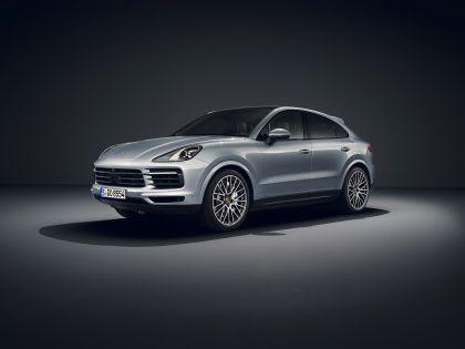 2019 Porsche Cayenne S coupé 1