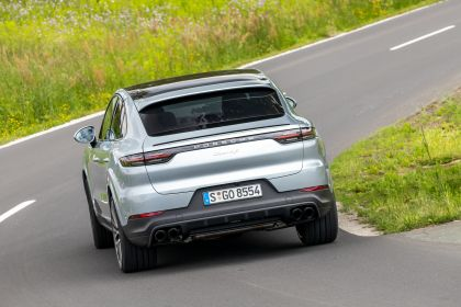 2019 Porsche Cayenne S coupé 140