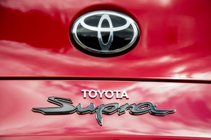 2019 Toyota GR Supra 35