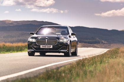 2020 BMW 730Ld - UK version 1