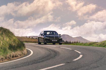 2020 BMW 730Ld - UK version 3