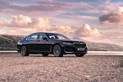 2020 BMW 730Ld - UK version 7