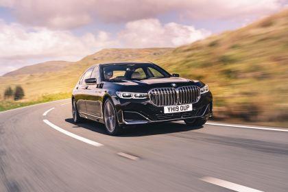 2020 BMW 730Ld - UK version 8