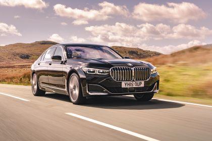 2020 BMW 730Ld - UK version 9