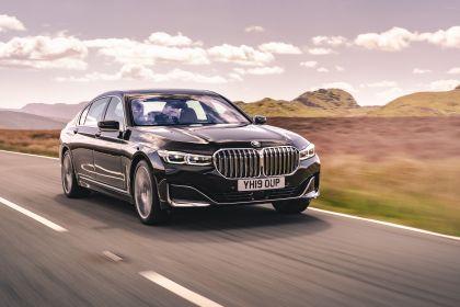 2020 BMW 730Ld - UK version 10
