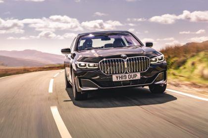 2020 BMW 730Ld - UK version 11