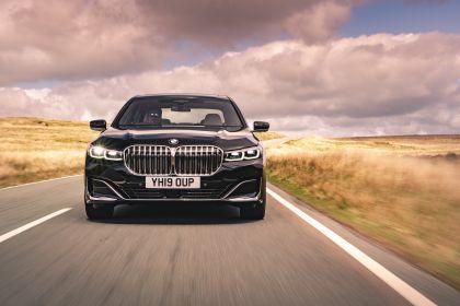 2020 BMW 730Ld - UK version 12