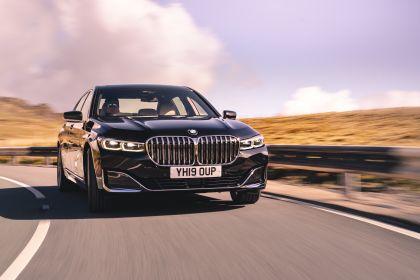 2020 BMW 730Ld - UK version 15