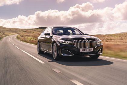 2020 BMW 730Ld - UK version 16