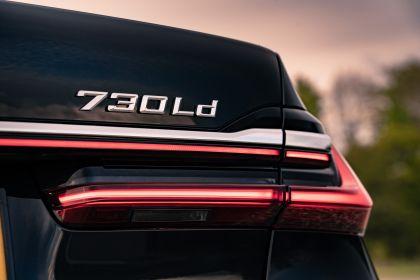2020 BMW 730Ld - UK version 21