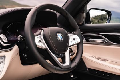 2020 BMW 730Ld - UK version 23