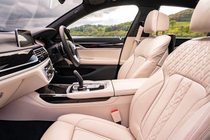 2020 BMW 730Ld - UK version 24
