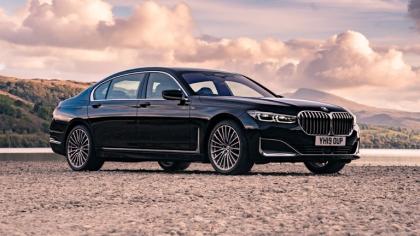 2020 BMW 730Ld - UK version 2