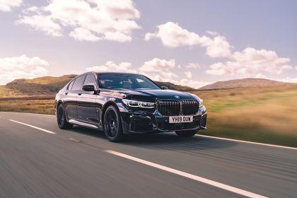 2020 BMW 750i xDrive M Sport - UK version 1