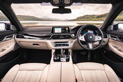 2020 BMW 750i xDrive M Sport - UK version 19
