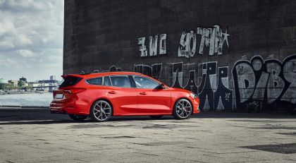 2020 Ford Ford Focus ST wagon 7