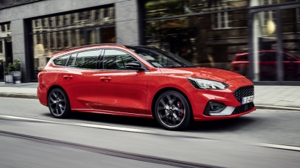 2020 Ford Ford Focus ST wagon 9